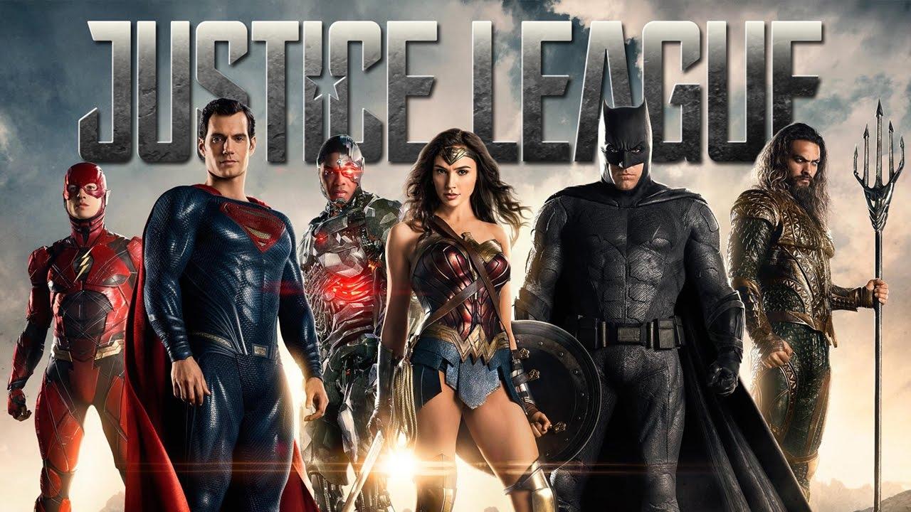فيلم فرقة العدالة Justice League 2017 مترجم بجودة HD