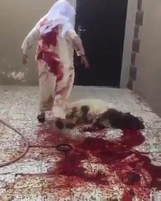 موقف محرج فرحان بثوبه ..عيدكم مبارك
