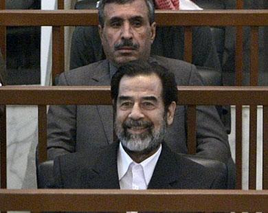 صدام العدل من أندر المقاطع عن الشهيد صدام حسين