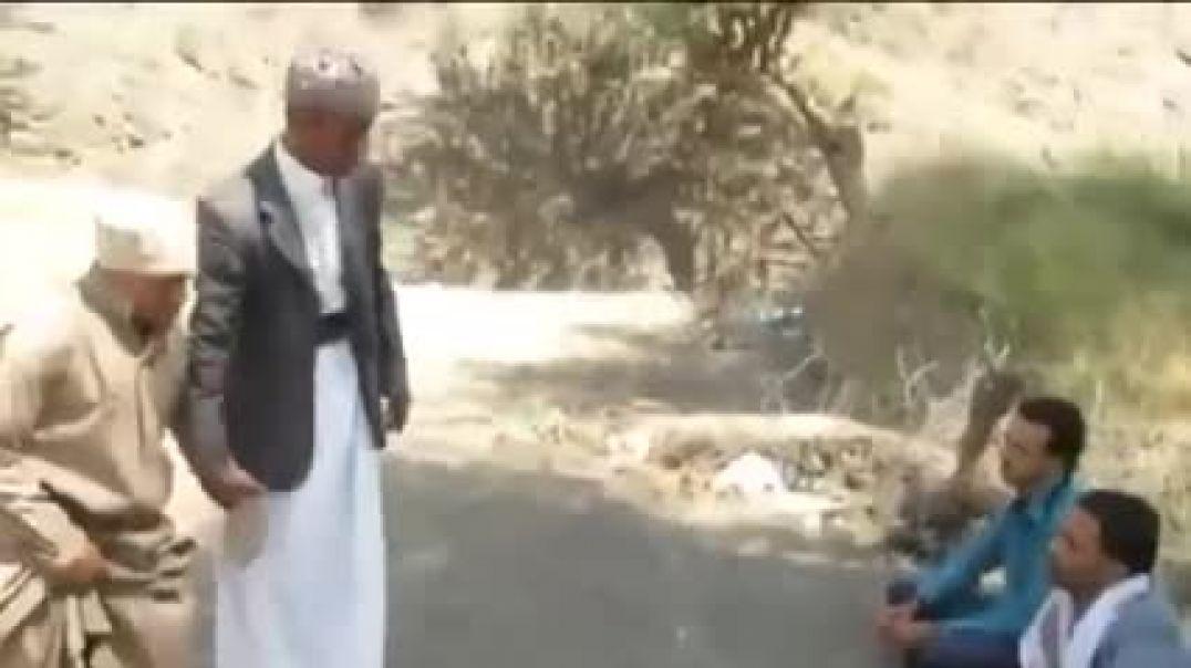 مصطفى الشرعبي_قرر يطلع الفضاء هههههه