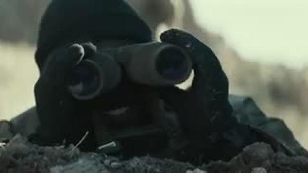 مقطع من فلم   اكشن قتال شرس.