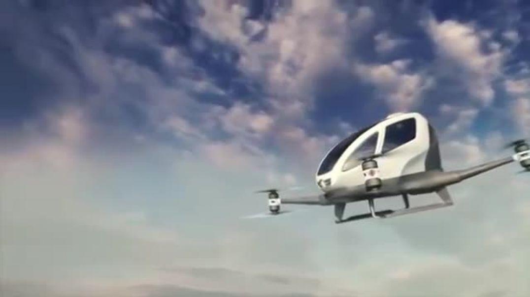هكذا سيكون العالم في سنة 2050 HD .. تكنولوجيا متطورة  لا تصدق