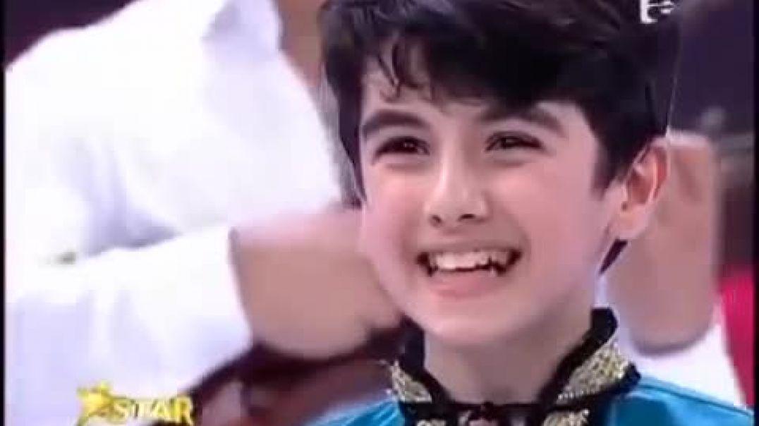 الطفل الموهبه .عمر اروناط