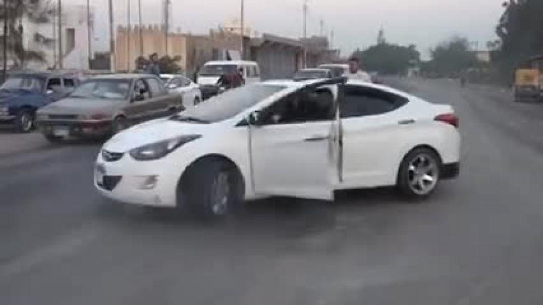 مهارات قياده السيارات