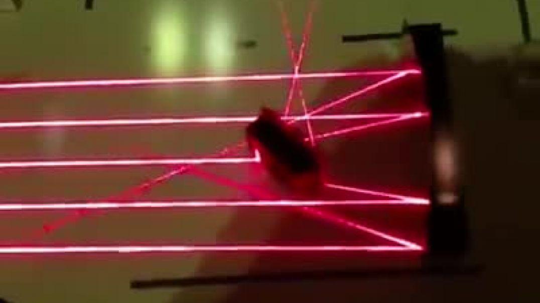 كيف يتم استخدام الليزر لي حماية المنشائت
