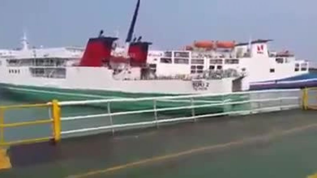 حوادث السفن العملاقة في العالم