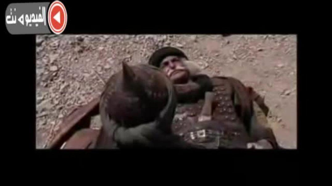 مقطع من فلم الرساله وقتل عمرو والعامري