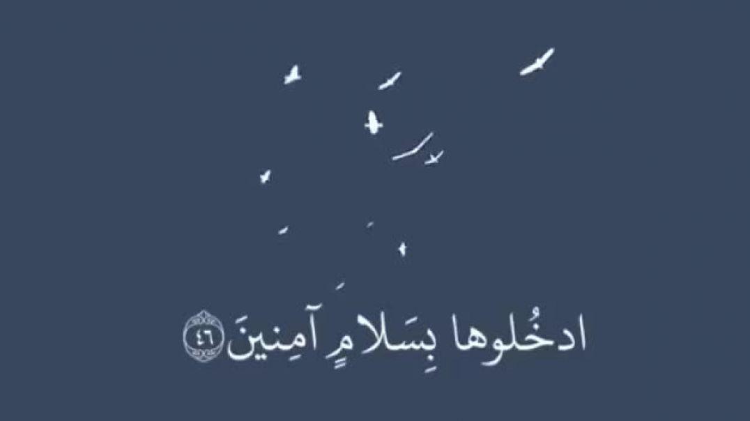 علاج الاكتئاب قران كريم بصوت هزاع البلوشى...