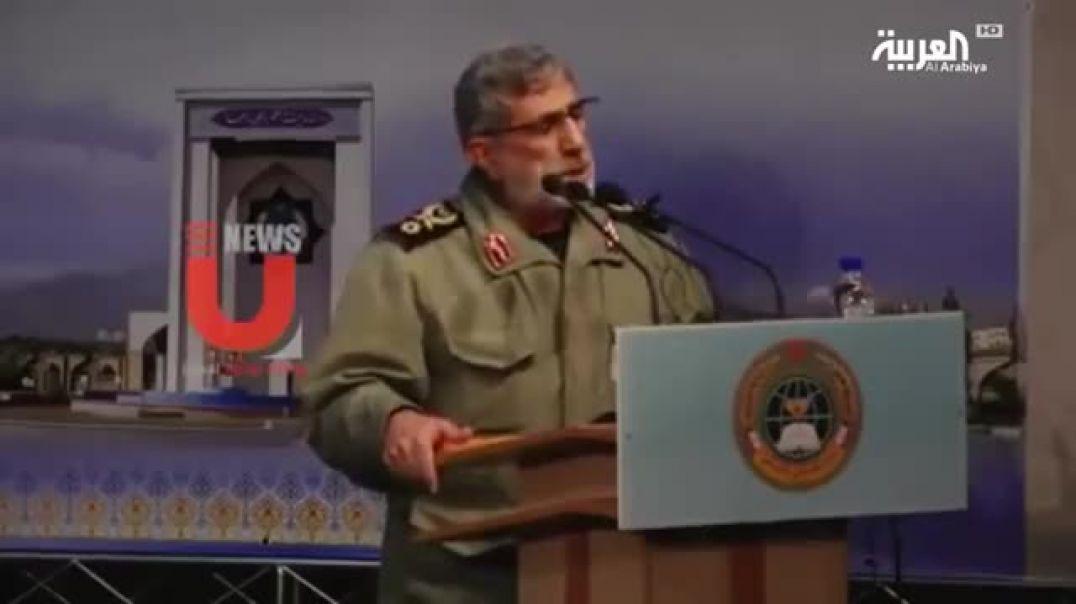 تهديدات كلامية ايرانية موجهه لأمريكا وترامب يرد سنضربكم بقوة