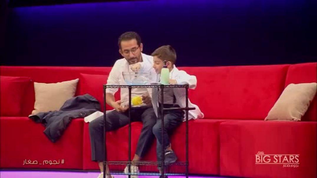 الطفل الموهبه مخترع البكترياء