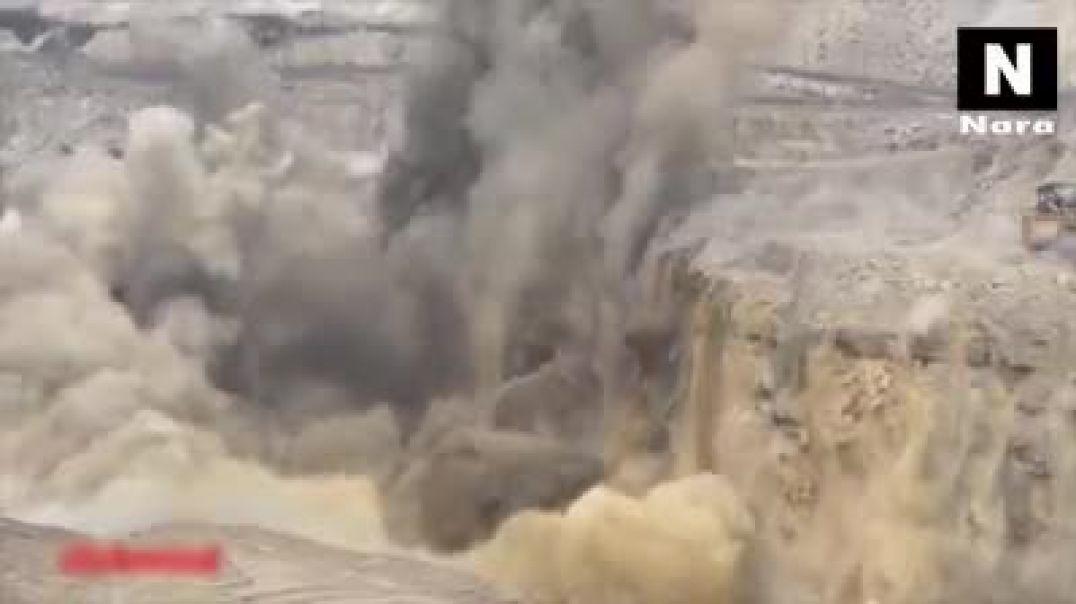 أعنف الانفجارات با العالم
