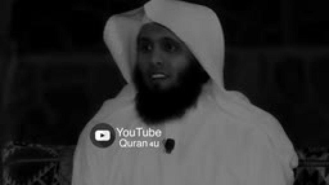 قصه زواج موسئ موثر بي صوت منصور السلمي