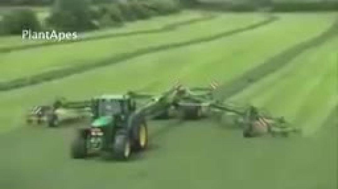 الادوات والمعدات الزراعية العملاقة الحديثة مذهله