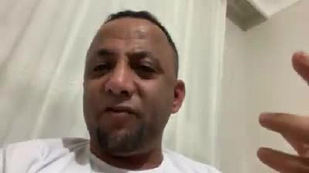 جلال الصلاحي يناشد با انقذ اليمنين من فيروس كورونا في الصين
