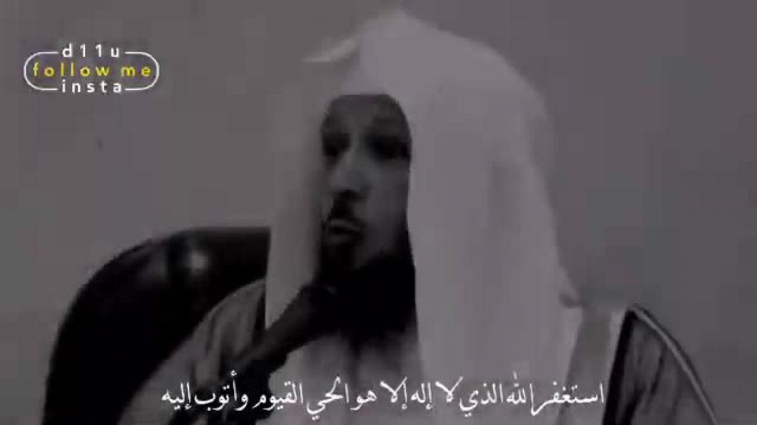 اروع مقطع إسلامي  إياك أن تئن
