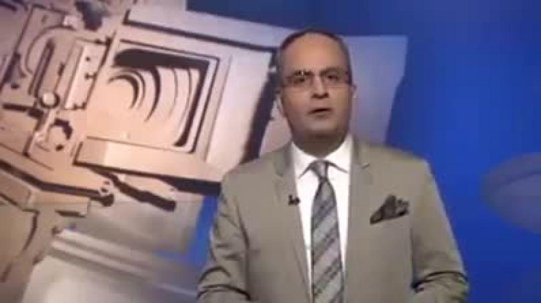 قصة هروب الفيل من حكم الحمار تروا علا قناة الجزيرة