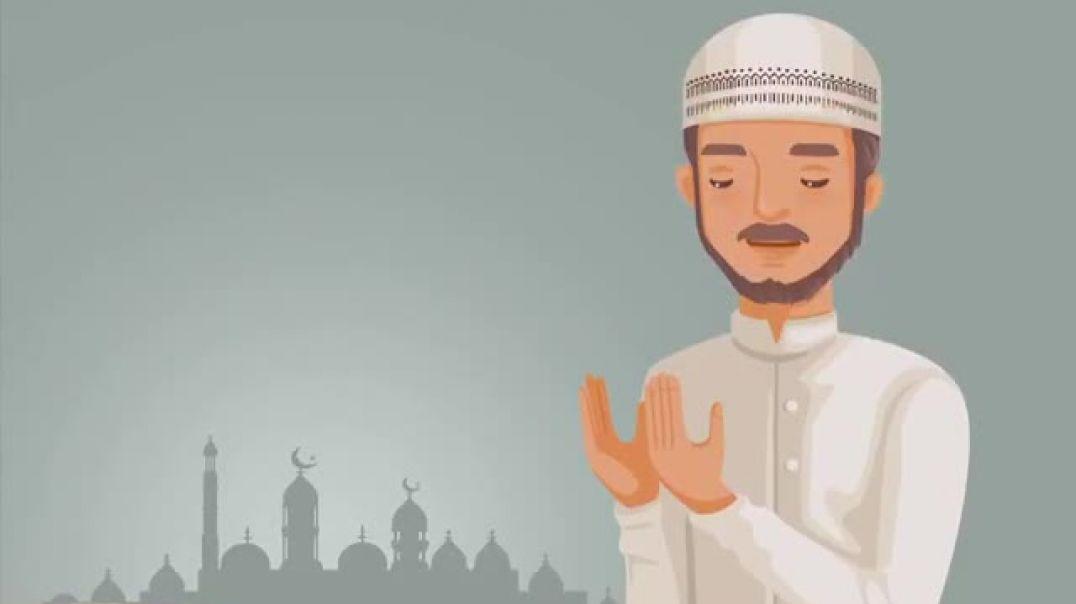 نحن المسلمين أكرمنا الله با ثلاث اشياء