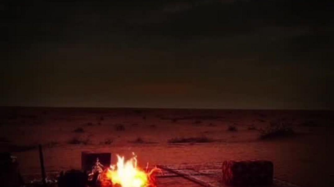 مقطع من الحديث لي الشيخ خالد الرشد عن اصلاه