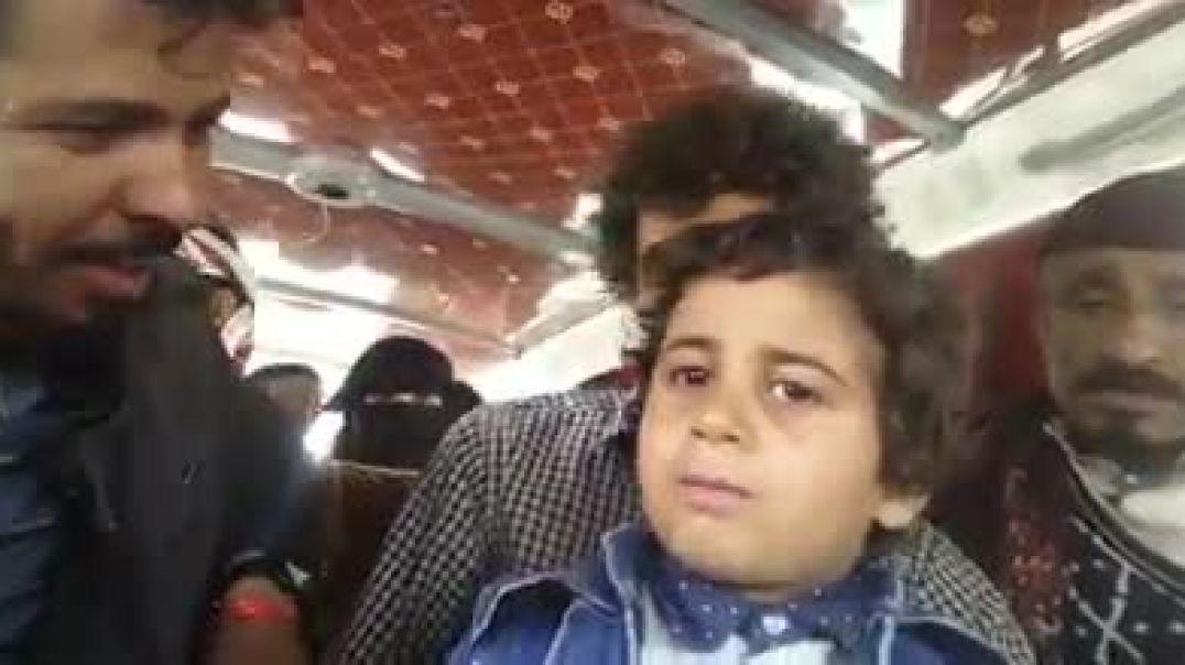 القبض على شخص يقوم با ختطاف الاطفال من العاصمة صنعاء اليمنية