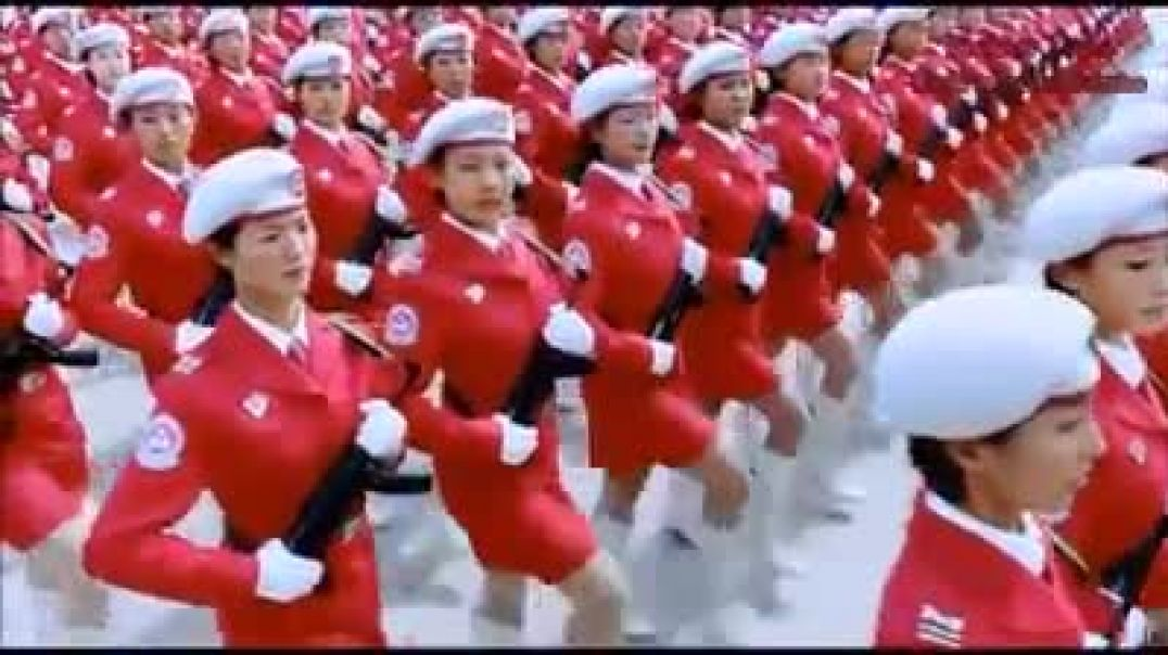 اقوى العروض العسكرية لي الجيش الصيني القوي