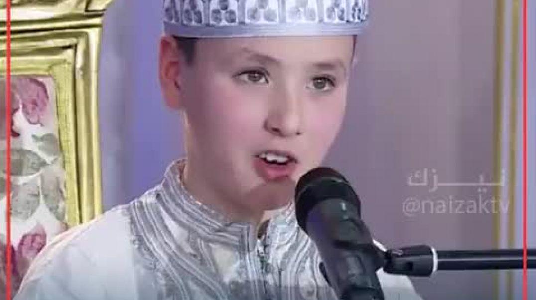 اكثر التغريدات انتشارا حول الطفل المعجزه يحفظ القرآن الكريم