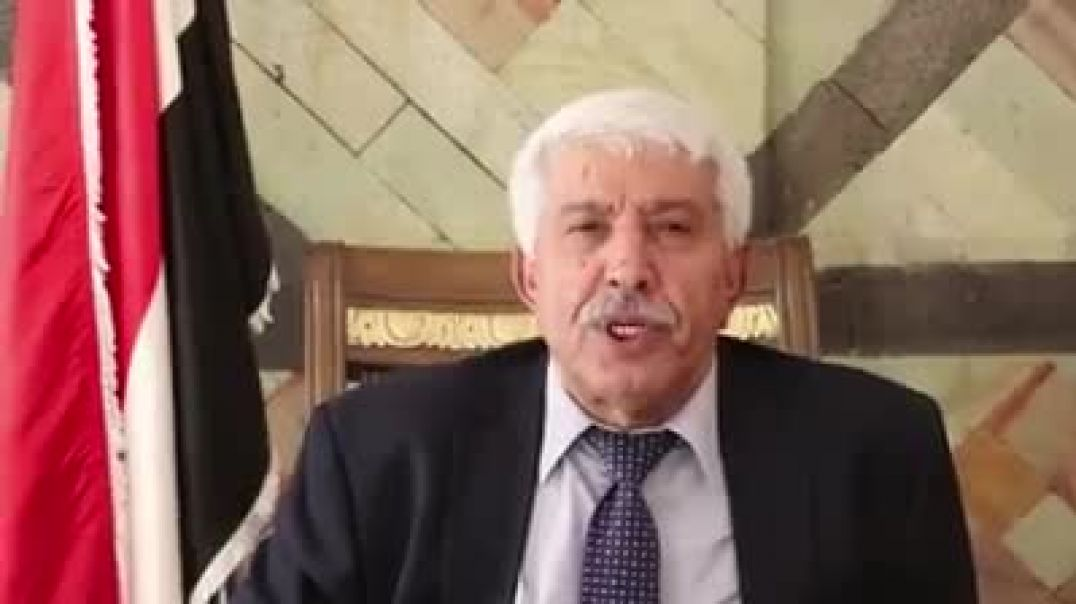 وزير الصحة اليمني يصرح عن فيروس كورونا في عام 2019