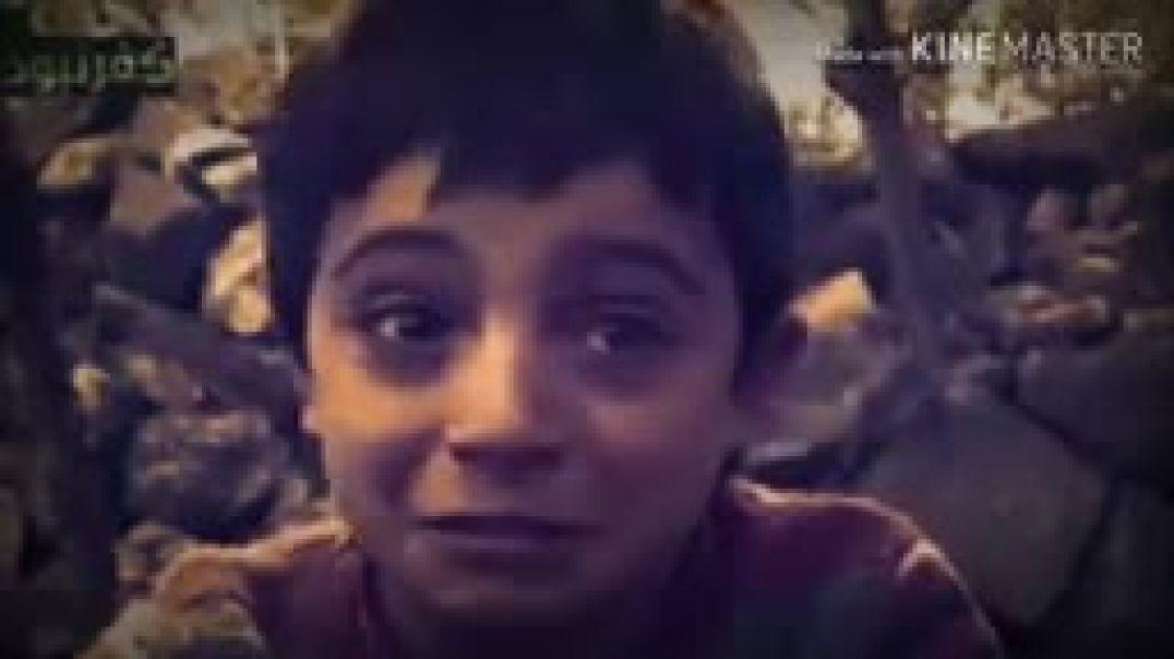 الداعية محمود الحسنات يتحدث عن الطفل السوري الذي قال سئ أخبر الله با كل شي
