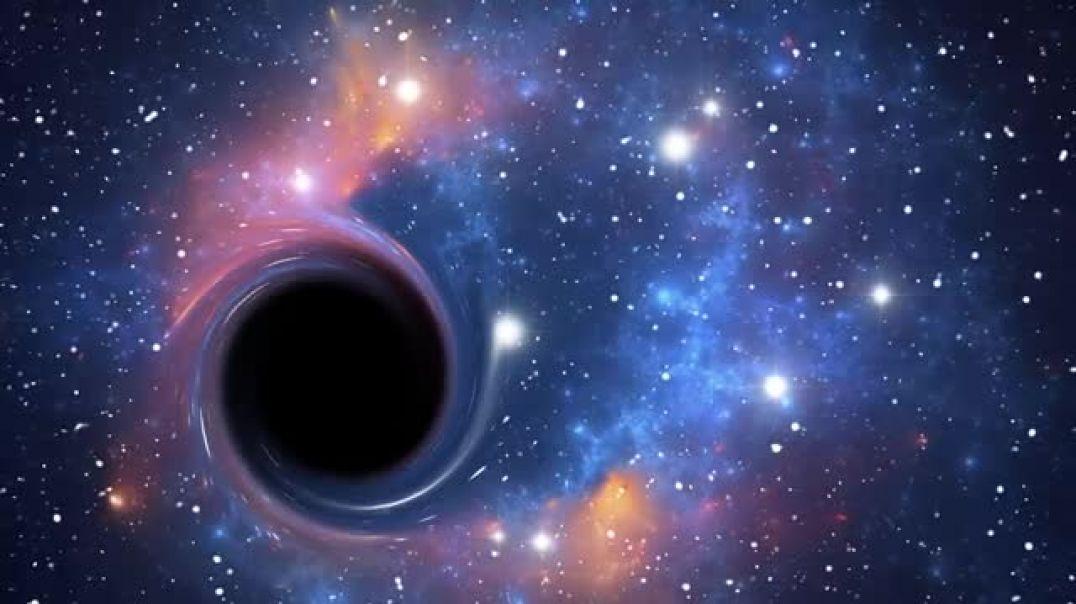#نوع غريب وغامض من الثقوب السوداء يدهش العلماء... يمكنه ابتلاع كون كامل!!!