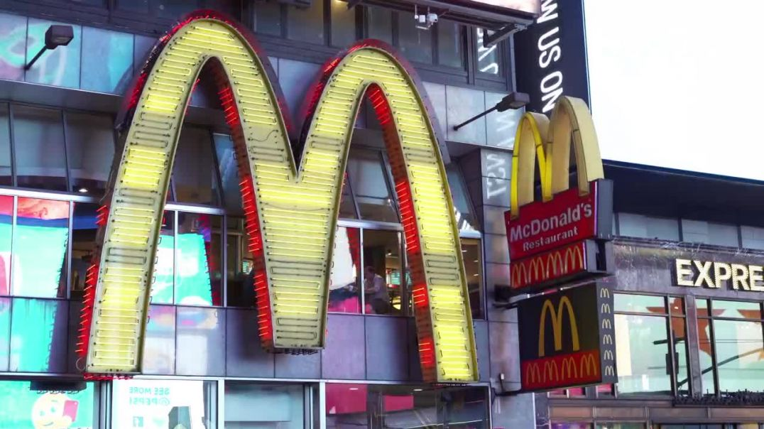 #مين مكدونالد اللي في كلمة مكدونالدز؟