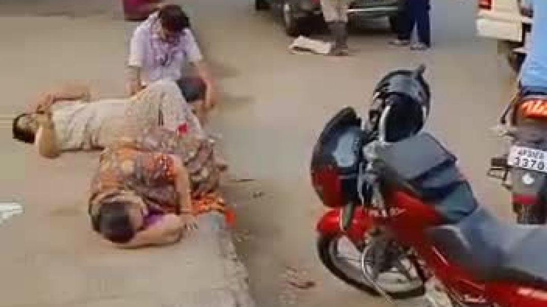 دبابير عملاقة في الهند با مجرد أن تلدغ  شخص يموت على الفور