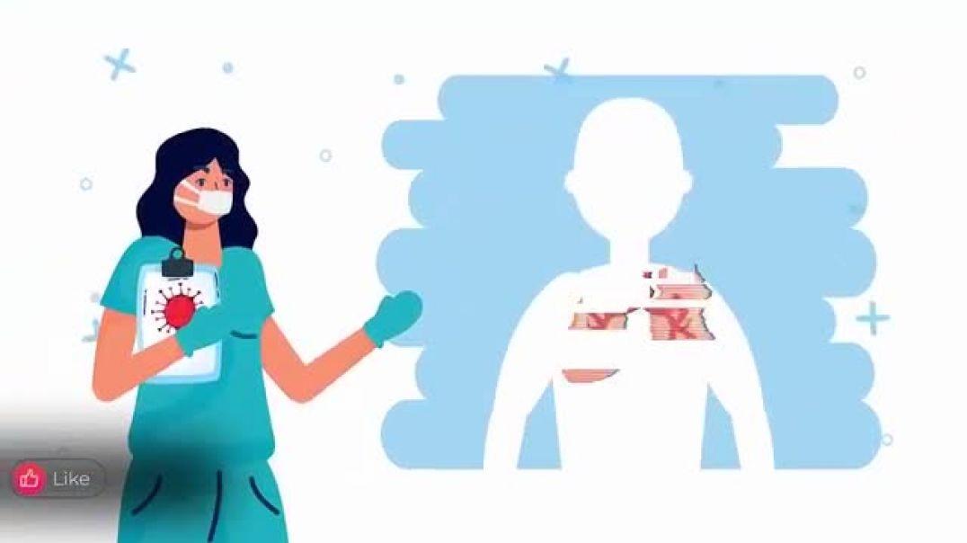 #ماذا يفعل فيروس كورونا جسد الإنسان - وافضل 3 طرق لعلاجه