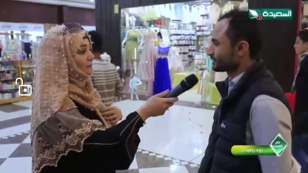 شاهد أروع مقابله معاء المذيعة الرائعه مايا العبسي