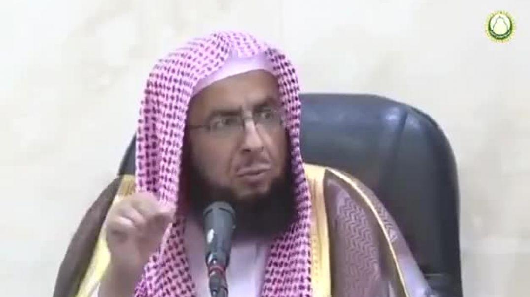 لماذا تسكت الدكتور عبدالعزيز السدحان